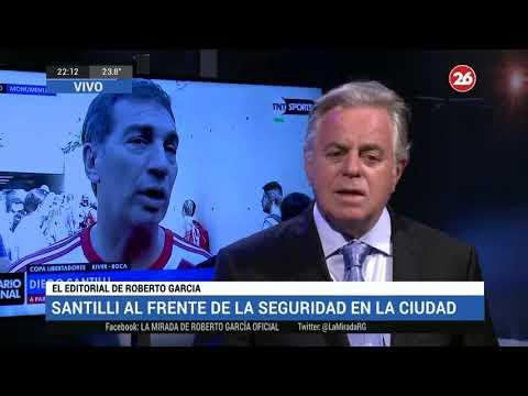 Canal 26 -La Mirada con Roberto Garcia 26- Noviembre