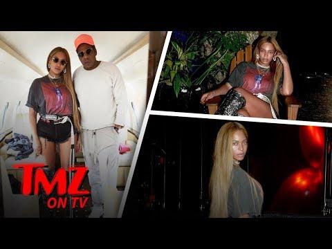 Beyonce's Booty! | TMZ TV