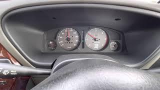 1996 Nissan Terrano Regulus turbo diesel QD32 driving (по русски)
