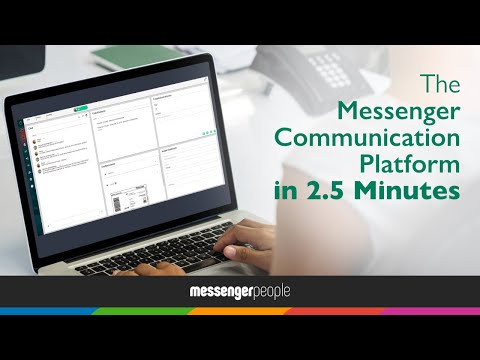 MessengerPeople: Your Professional Messenger Communication Team