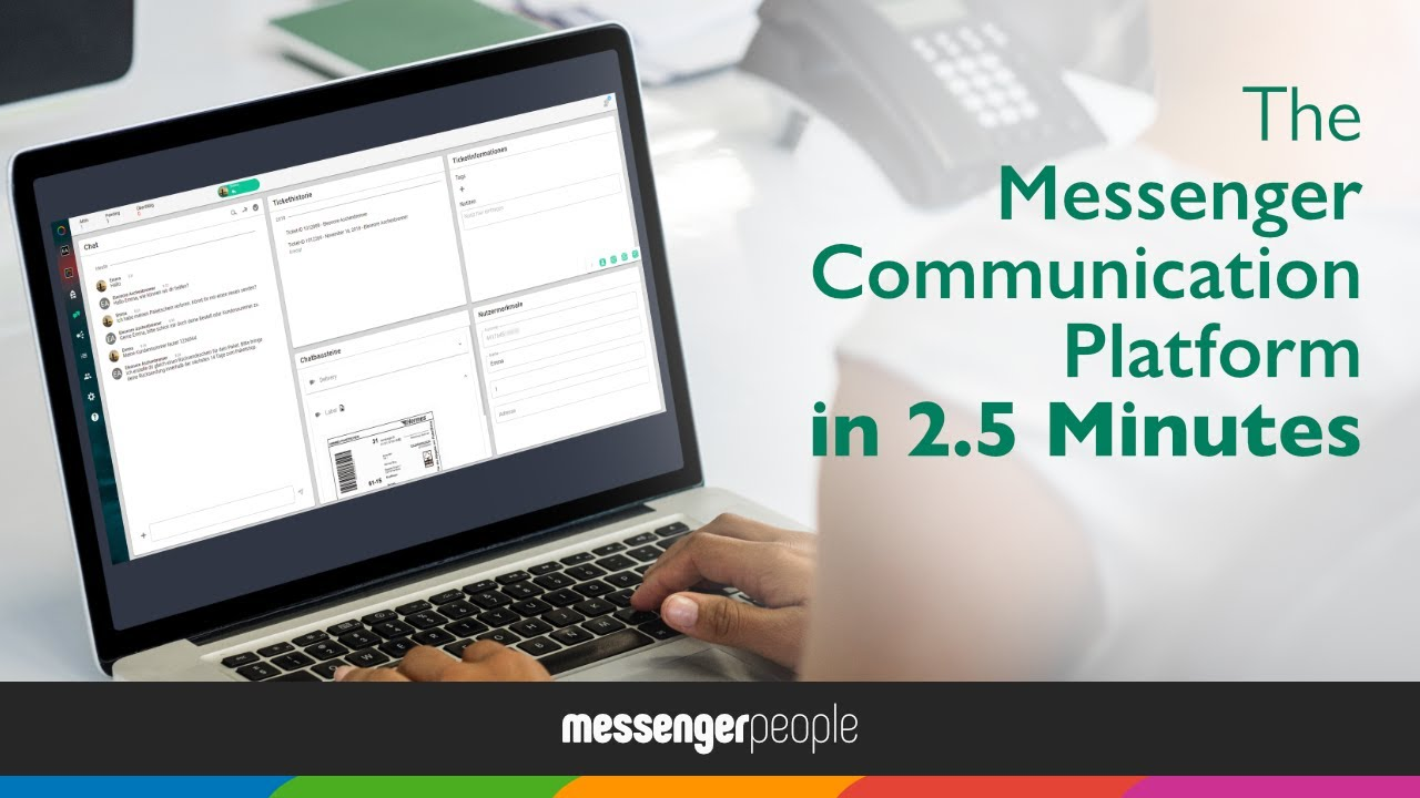 Messengerpeople Your Professional Messenger Communication Team