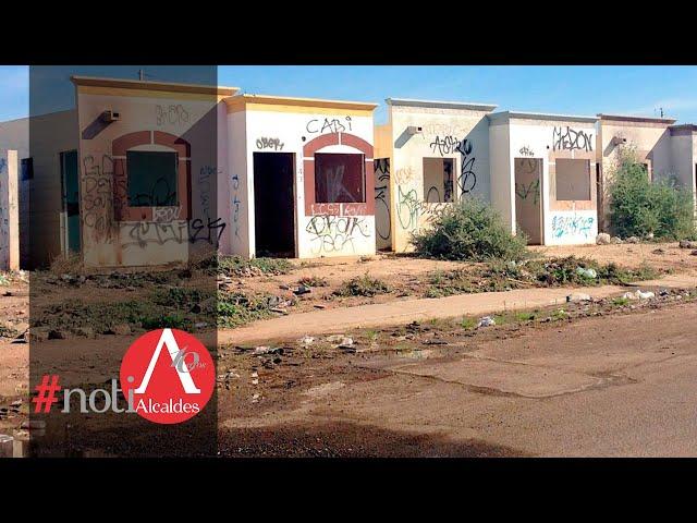 NotiAlcaldes: Infonavit y Sedatu buscan recuperar 171 mil viviendas abandonadas
