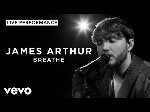 James Arthur – Breathe – Live Performance | Vevo | New WWE