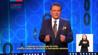 ¡Desde este año más chilenos votan!