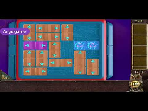 Can You Escape The 100 Room X Level 6 Walkthrough