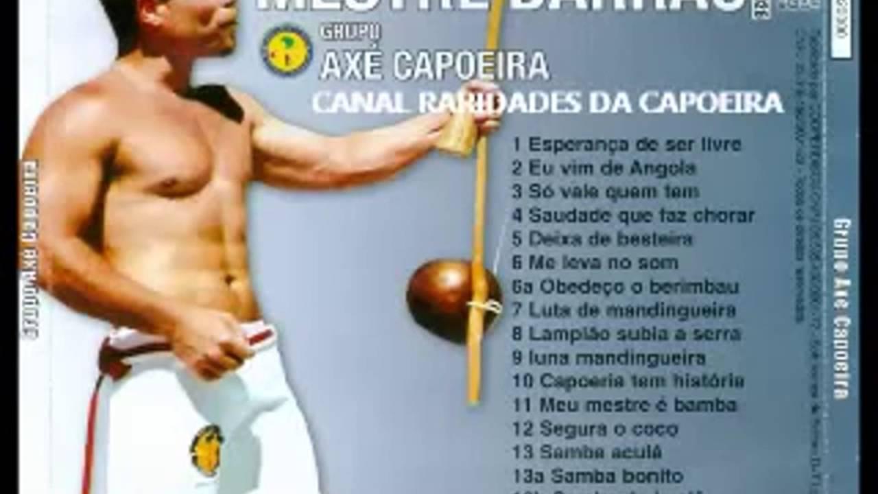 CD BARRAO CAPOEIRA BAIXAR DE MESTRE