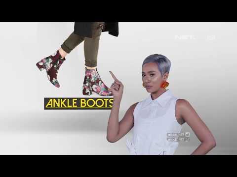 iLook - Mix and Match Baju dengan Sepatu Boots