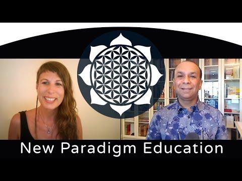 "Wieteke Koolhof and Ethann Fox on the ""Seed of Life School"" & New Paradigm Education"