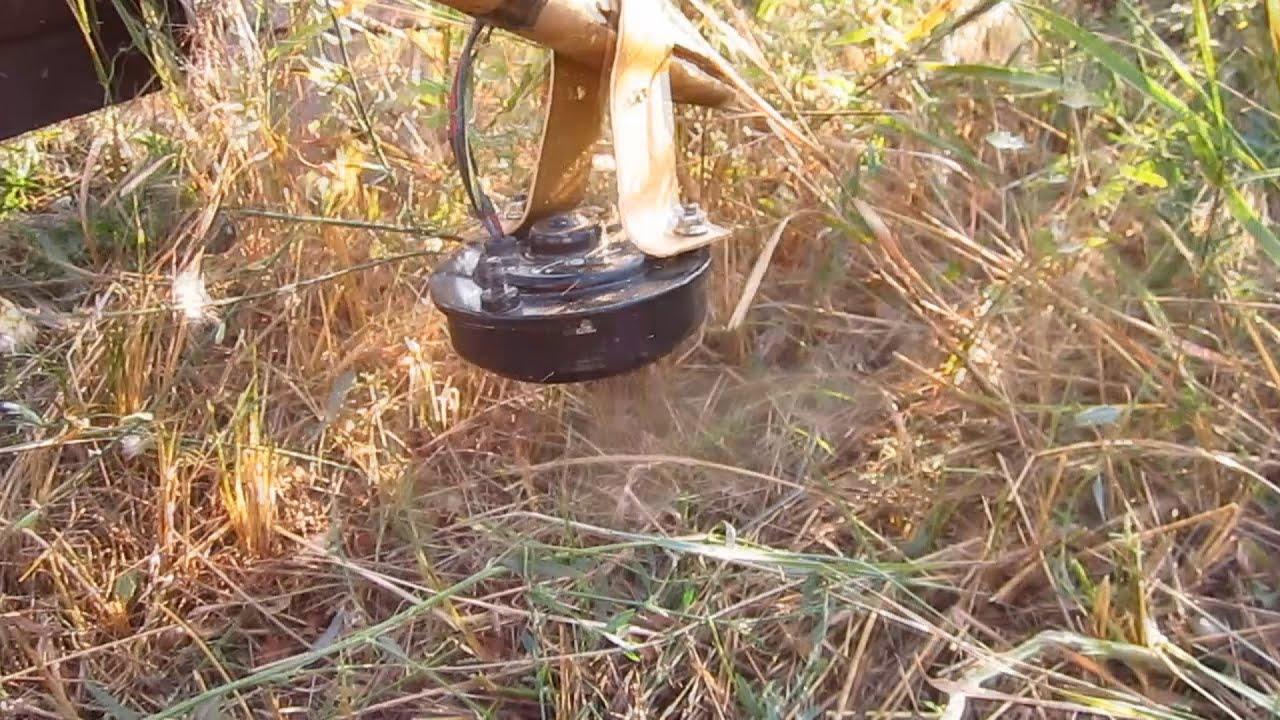 Как сделать газонокосилку своими руками 5