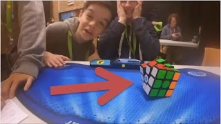 Top 10 Rubik's Cube Fails