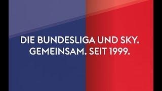 Die Bundesliga und Sky. Gemeinsam. Seit 1999.