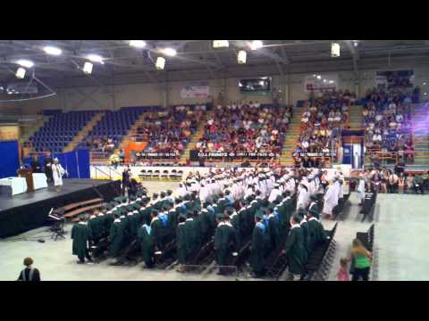 Leavitt Area High School Graduation