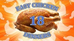 18 EASY and HEALTHY Chicken Recipes   Cooking Light