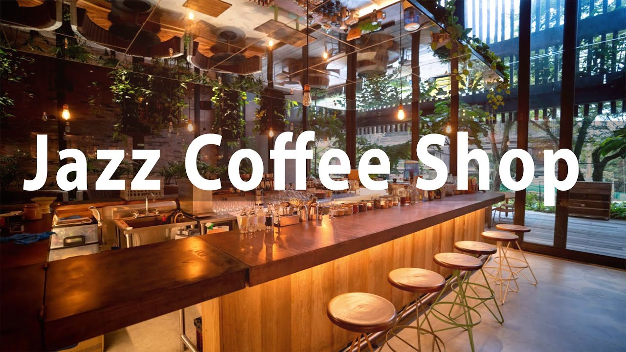 Download Morning Jazz Coffee Shop Ambience: Smooth Relaxing Jazz for Studying, Relaxation, & Sleep, Work