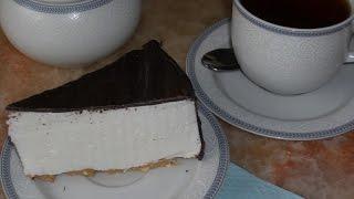 Птичье молоко торт быстрый домашний рецепт