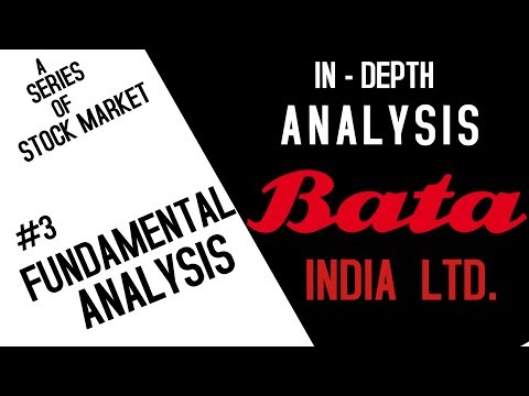 Fundamental Analysis: Live Example of Indian Company | Stock