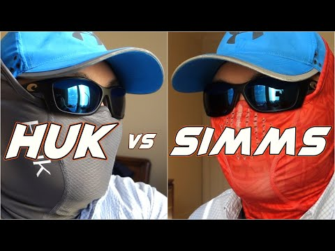 Best UPF Sun Protection: Mask Review, Buffs, Gaiters, Gloves, Simms Vs HUK