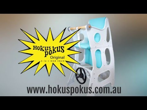 Hokus Pokus 3-in-1 High Chair