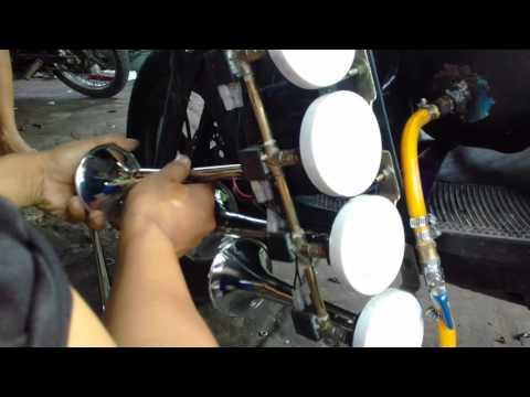 Cara pasang klakson telolet pada motor metik
