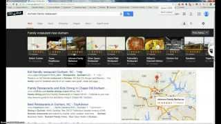 How to get into the Google Carousel / 7pack | Raleigh Durham local business SEO(, 2014-11-13T09:39:48.000Z)