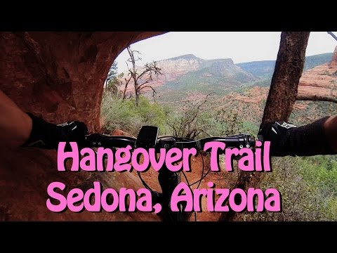 Mountain Biking: Hangover Trail, Sedona, Arizona