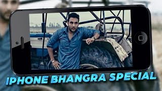 iPhone Bhangra Special - Burrraahh | Harish Verma, Yuvraj Hans, Deep Joshi | Punjabi Movie