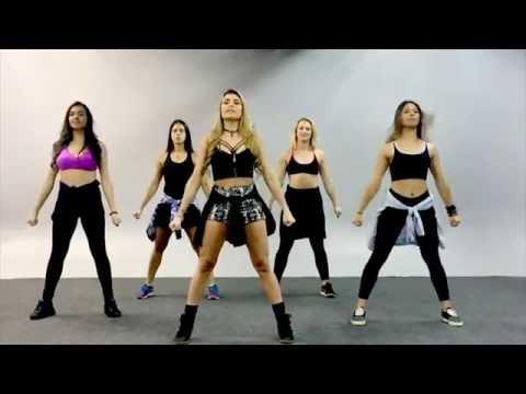 Bailarinas do Gugu ensinam a dançar refrão da música Sim Ou Não – Anitta feat Maluma