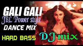 Download Video Gali Gali main DJ mix hard Dance mix full JBL Power Bass mix Dj BD mix MP3 3GP MP4