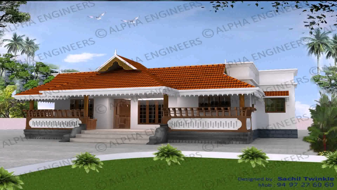 Small House Design Kerala Style YouTube