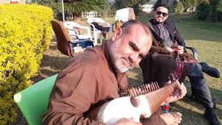 Beautiful Rabab Music by NAMROZ ustaz at stunning location at Buner