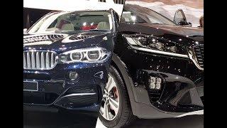 Kia Sportage vs BMW X5