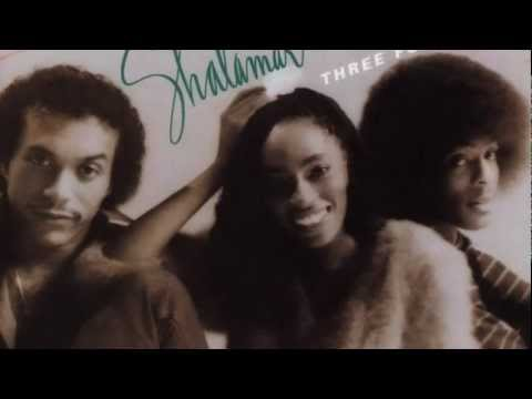 Shalamar   This Is For The Lover In You   YouTube