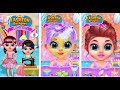 """Fashion Designer Girls Game """"Education Games"""" Android Gameplay Video"""