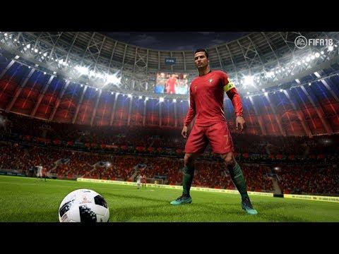 ESPERANDO LA ACTUALIZACION DEL MUNDIAL DE RUSIA FIFA 18