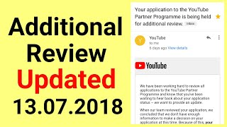Youtube Monetization Enabled in Additional Review | Big Update | In my Opinion | Altra Tech |