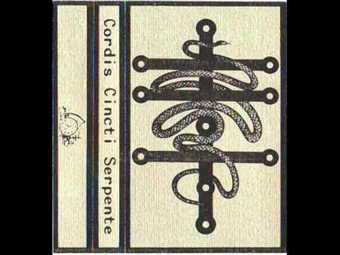 Cordis Cincti Serpente - The Sword Of The Lord