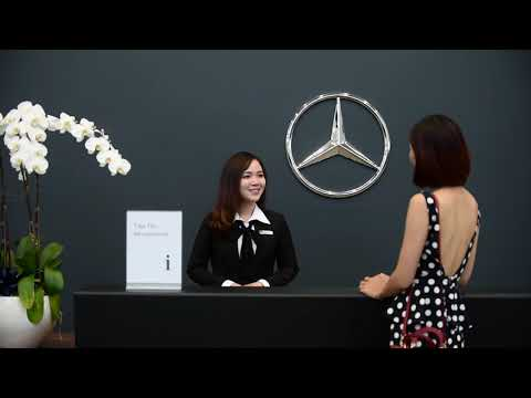 Remodelled ceremony of Vietnam Star Automobile - The Mercedes-Benz largest dealer in Vietnam