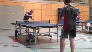 Moehrendorf Bavarian Race Table Tennis 20170227
