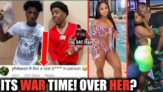 Yfn Lucci FORCED into WAR w/Nba YoungBoy OVER Regina Carter!!