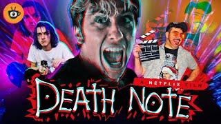 Обзор на фильм Тетрадь смерти от Netflix (Death Note)