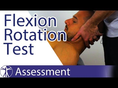 Flexion Rotation Test
