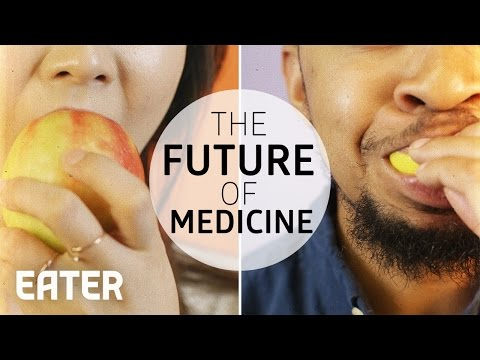 In the Future, You'll Be Able To Taste When Your Medicine Is Working