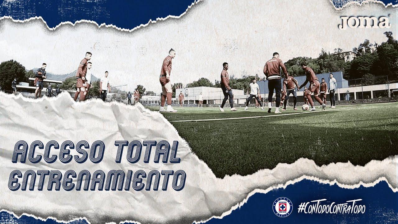 Acceso Total l Entrenamiento 11 de agosto