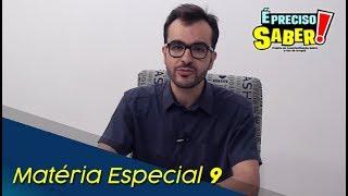 MATÉRIA ESPECIAL 9