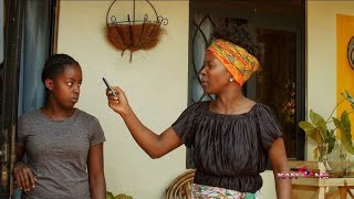 You are grounded! Kansiime warns Praise. African comedy