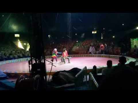 Circus part 2 (loc. Tebing Tinggi)