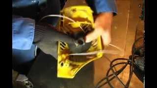 Как отремонтировать стартер бензопилы(Наглядное видео ремонта ручного стартера бензопилы, показаны все моменты и возможные проблемы. Присоединя..., 2014-03-27T20:14:13.000Z)