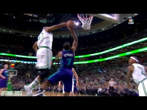 Al Horford 2016/17 Regular Season Defensive Highlights