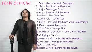 Felix Irwan Cover Full Album Pilihan Terbaik #Felix