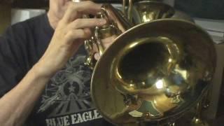 Trombone Warm-Up Mute - Don Bergland